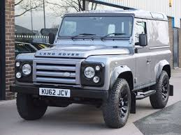 land rover defender diesel used land rover defender 90 2 2td x tech hard top 22750 plus vat