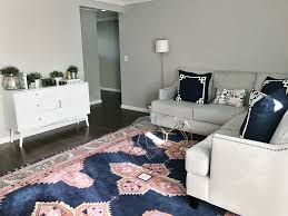 how to style a contemporary media console for the love