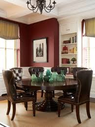 Leather Dining Chair With Arms The Importance Of Dining Room Chairs With Arms