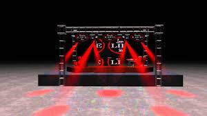 Famosos Mapa de Palco Banda LIFE Show - YouTube #CK45