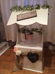 wishing box wedding rustic wishing well wedding