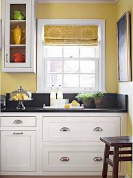 what color goes with yellow kitchen cabinets yellow kitchen wall colors with cabinets page 4