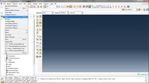 implementation of the modified riks method in abaqus cae 1 2 youtube