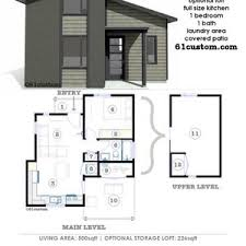 500 sq ft tiny house modern tiny house floor plans with loft 2 bedroom 500 sq ft and