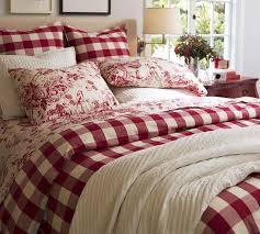 marvelous red and white checkered bedding 58 for luxury duvet