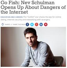 In the News     Nev Schulman
