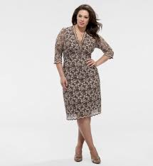 plus size lace dresses with sleeves plus size sleeved scalloped