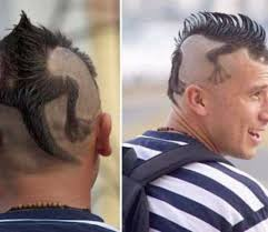 short hairstylemen clippers 10 most funny haircuts to erase social life most weird haircuts