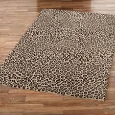 Zebra Print Area Rug 8x10 Sophisticated Cheetah Print Area Rug Classof Co