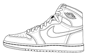 nba players coloring pages basketball shoe coloring pages free coloring pages zendoodling