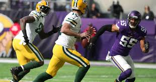 Blind Side Block Penalty Packers U0027 Clay Matthews Surprised Hit On Aaron Rodgers Wasn U0027t Penalized