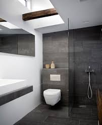 bathroom slate tile ideas like the idea of using big slate tiles in the bath picking up
