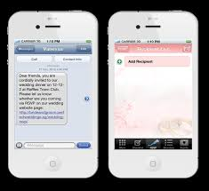 invitation maker app singapore s wedding planning iphone app