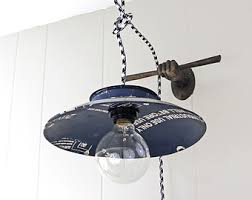 Ceiling Lamp Plug In by Plug In Pendant Light Etsy