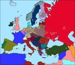 Blank Europe Map by A Blank Map Thread Page 255 Alternate History Discussion