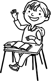 at the hand up coloring page wecoloringpage