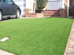 Fake Grass For Backyard by Synthetic Lawn Burnt Ranch California Landscape Rock Backyard