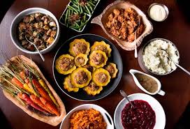 thanksgiving dinner menu ideas easyday