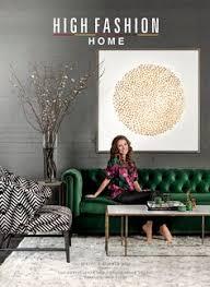 Emerald Green Velvet Sofa by South Shore Decorating Blog Hermes Styler Bags What I Love