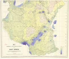 Map Of East Africa by The Soil Maps Of Africa Display Maps