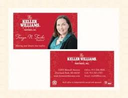 Keller Williams Business Cards 28 Best Keller Williams Business Cards Images On Pinterest
