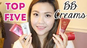 best bb in korea my top 5 bb creams korean and american angelliebeauty