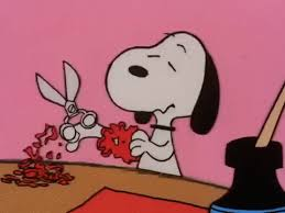 snoopy valentines day valentines day gif by peanuts find on giphy