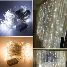 icicle christmas lights waterproof 6m x 3m 600 led wedding light icicle christmas light