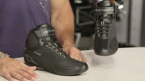 waterproof motorcycle shoes alpinestars stella faster wp shoes review at revzilla com youtube