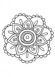 mandalas fleurs 5 mandalas u2013 coloriages à imprimer