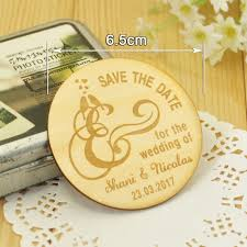 rustic save the date magnets wooden save the date magnets rustic wooden magnets wedding