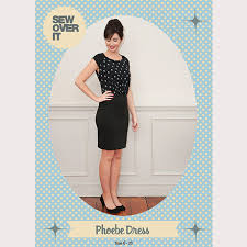 pattern dress pdf sew over it phoebe dress sewing pattern pdf pattern from sew over it