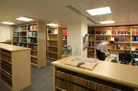 library design for corporate companies serota bespoke furniture