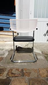 Outdoor Lounge Vis A Vis Visavis 2 Desk Chair By Antonio Citterio For Vitra 2005 For Sale
