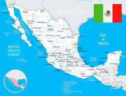 Chihuahua Mexico Map by Map Mexico