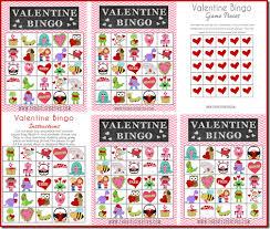 valentines bingo bingo project inspire