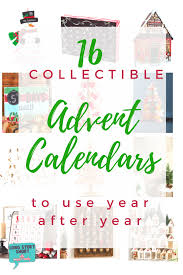 the best collectible advent calendars