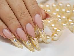 27 best nail art bling images on pinterest rhinestone nails