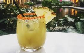pineapple margarita the ten best margarita cocktails in miami miami new times
