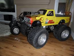 toy monster jam trucks for sale 1 4 scale monster truck rcu forums