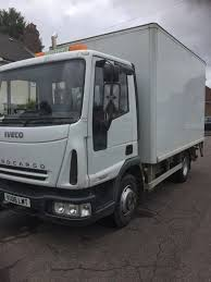 iveco eurocargo luton lorry in southampton hampshire gumtree