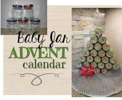 baby jar advent calendar baby jars advent calendars and babies