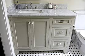 42 Inch Bathroom Vanity Cabinet 42 Vanity Cabinet Bathroom With Kick Plate Detail Ideas