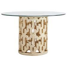 stanley furniture havana crossing cadena dining table dunk