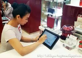 Sk Ii Sogo bubblegum happiness magic ring skin check at sk ii counter part 1