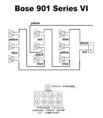 bose 901 speaker restoration solid orange