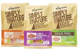wegmans launches simply from nature pet food my brand