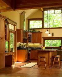 kitchen of lindal cedar home in new jersey lindal cedar ho u2026 flickr
