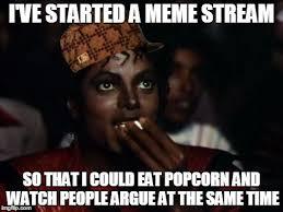 Meme Stream - i know i m a scumbag imgflip
