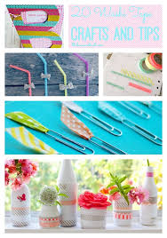 20 washi crafts and tips the benson